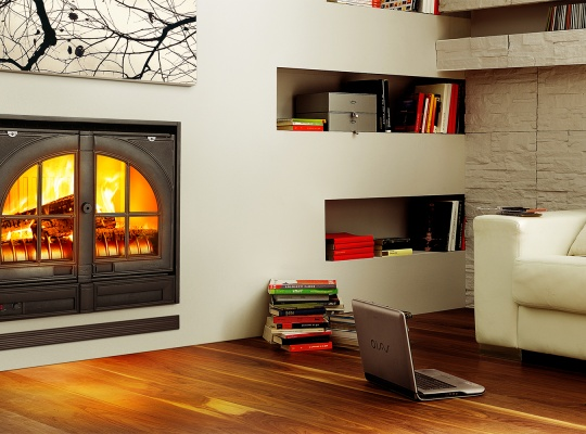 Fireplace stoves - Abodi