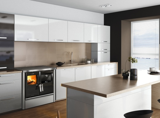 Kitchen stoves - Etna