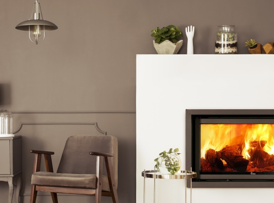 Fireplace stoves - Inca