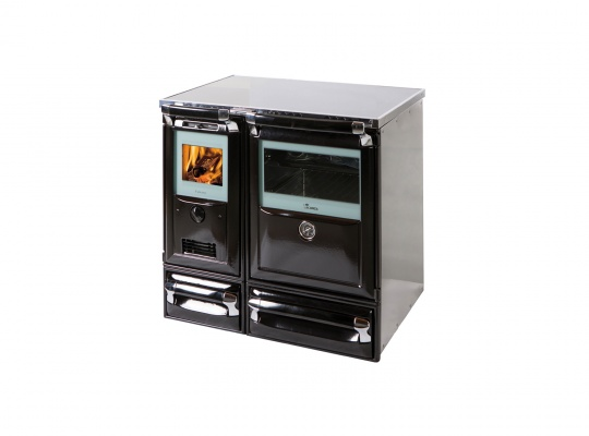 Kitchen stoves - Wood - VULCANO 7TE5